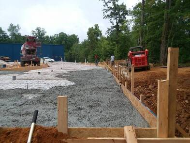 concrete contractors asheville nc